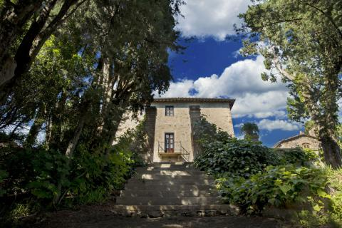 Grote villa Volterra Toscane