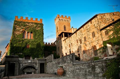 Vakantiewoningen Toscane Pisa