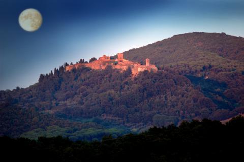Castello Ginori Querceto vakantiedomein