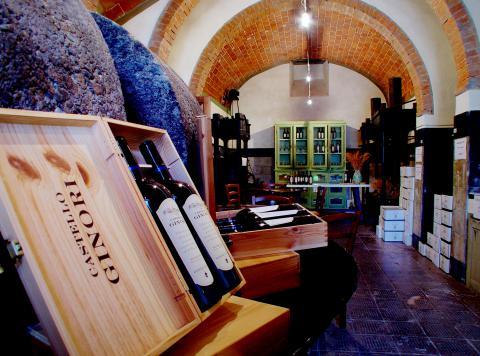 Vakantiehuizen Toscane wijnlandgoed