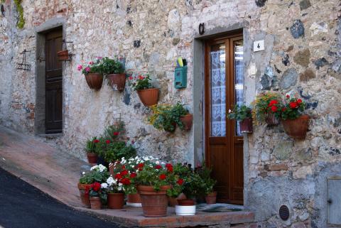 Castello Ginori Toscane