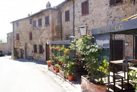 Charmante accommodatie kasteel Toscane