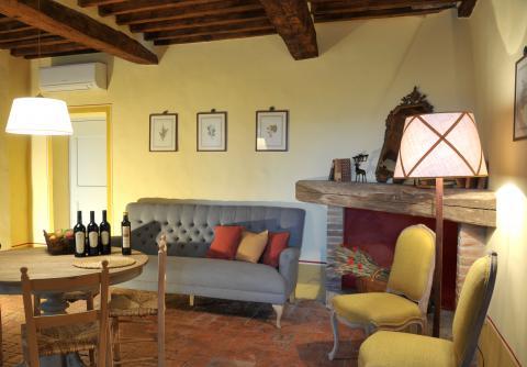 Appartement vakantie Toscane