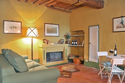 Vakantiehuizen bij dorpje Toscane
