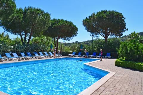 Kindvriendelijk vakantieparkje op Elba