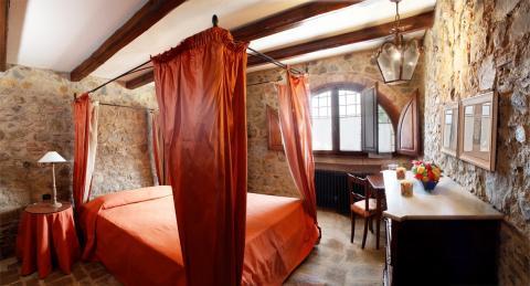 Schlafzimmer Wohnung Terrarossa