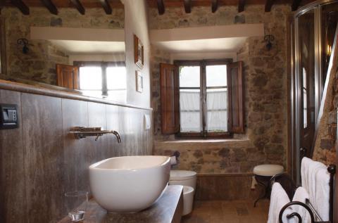 Badezimmer Wohnung Torre