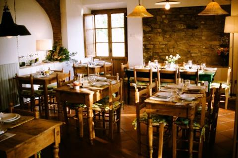 Agriturismo met appartementen Toscane Florence