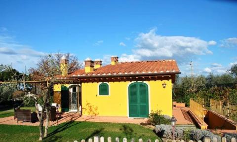 Vakantiewoning voor 2 gezinnen in Toscane Florence