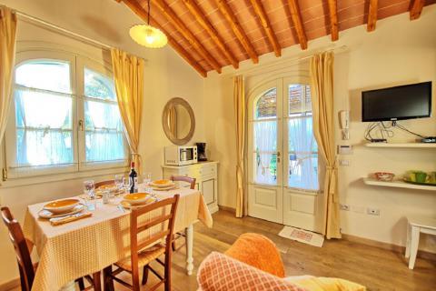Vakantiehuis Florence Toscane Montelupo