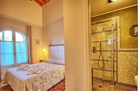 Vrijstaand appartement centraal gelegen Toscane