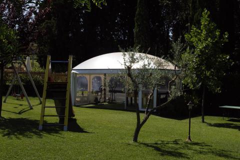 Vakantiehuis met speeltuin in Toscane