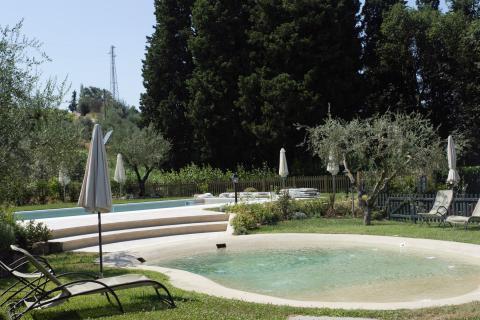 Vrijstaand vakantiehuisje in Florence Toscane