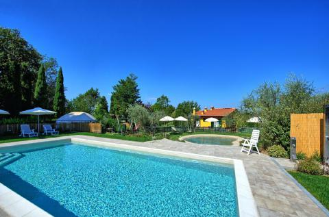 Vakantiehuis voor 2 gezinnen in Florence Toscane