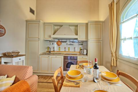 Vakantiehuisjes Florence Toscane Montelupo