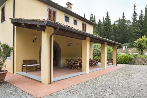 Villa Toscane met zwembad
