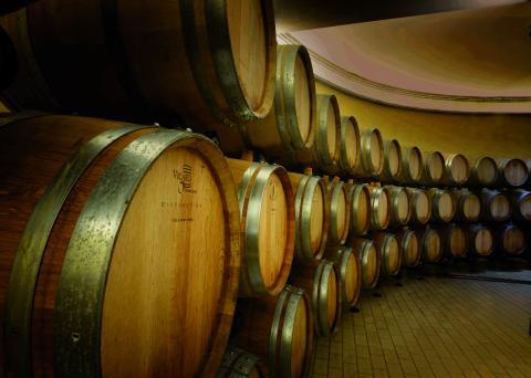 Villa met zwembad op Toscaans wijnlandgoed | Tritt.nl