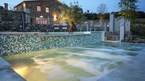 Luxe vakantiehuis Lazio-Toscane