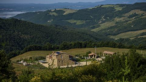 Vrijstaande villa Trevinano.