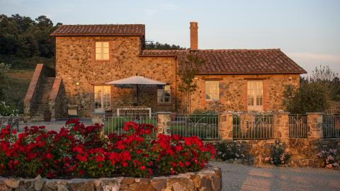 Luxe vrijstaande villa Trevinano.
