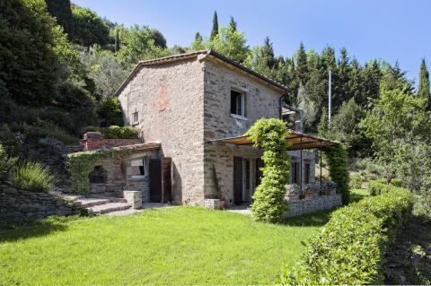 """Sfeervol vakantiehuis in Arezzo """"Villa Vicolo"""""""