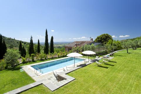 Vakantiehuis Arezzo