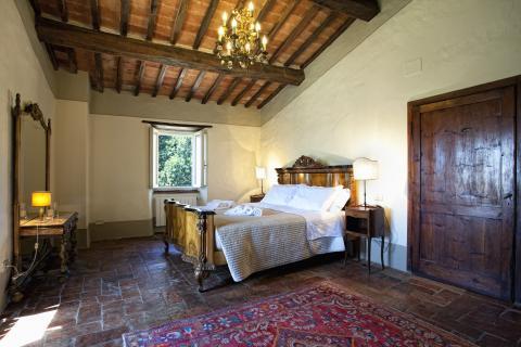 Vakantiehuis bij Cortona - Toscane