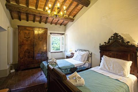 Vrijstaand vakantiehuis Arezzo