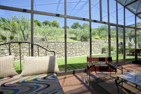Mooie vrijstaande villa Arezzo
