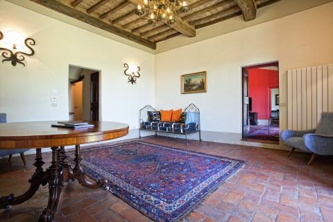 Vrijstaand villa Cortona