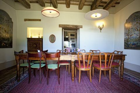 Familie vakantiehuis Toscane