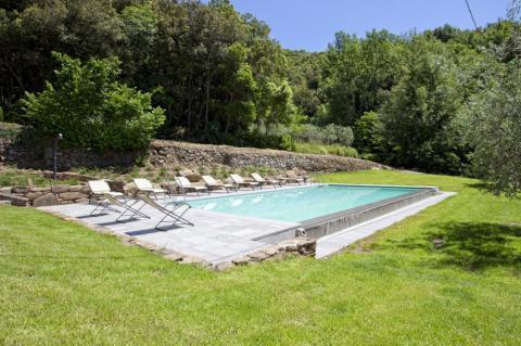 Villa met zwembad voor 11 pers. Toscane