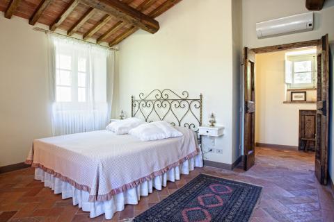 Villa bij Cortona Toscane