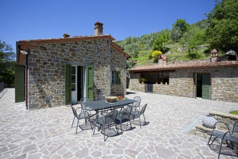 Villa met rustige ligging Toscane