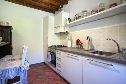 Villa met airco en zwembad Toscane