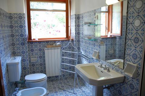 Luxe villa in Toscaanse stijl.