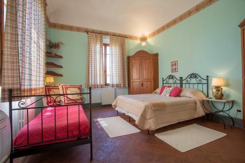 Luxe vakantiehuis in Montelopio, Toscane