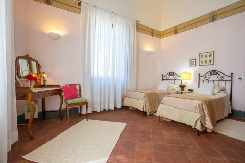 Luxe, panoramisch gelegen vakantievilla in Pisa.