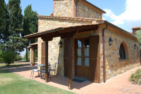 Groepsaccommodatie in Toscaanse stijl