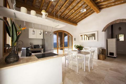 Modern vakantiehuis Elba