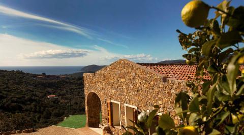 Vakantiehuis Elba Italie