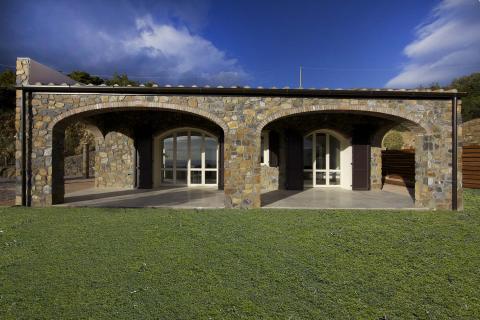Moderne villa op eiland Elba, Italie