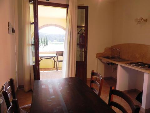 Appartementen vakantie Toscaanse kust