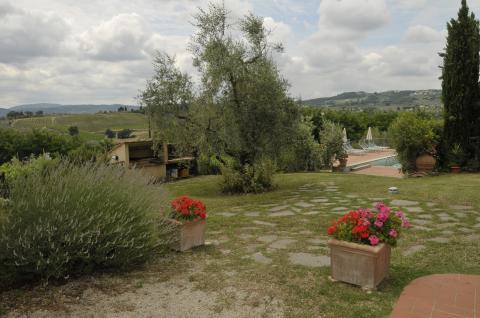 Ferienwohnungen Agriturismo Castelluccio | tritt-toskana.de