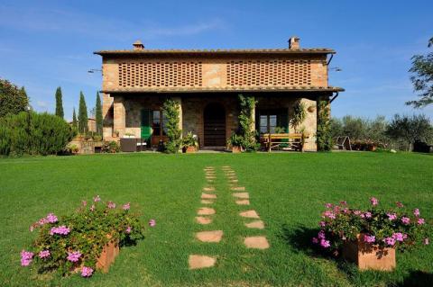 Villa met prive zwembad Siena
