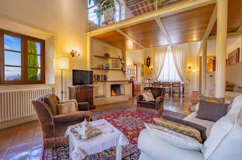 8 persoons vakantiehuis Toscane
