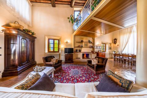 Villa met prive zwembad 8 personen Toscane
