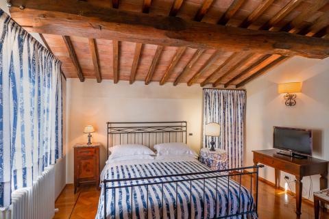 Vakantiehuis Villa Il Fienile nabij Siena