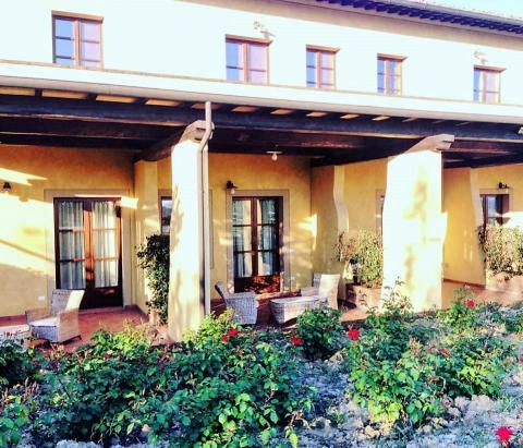 Agriturismo mit Ferienwohnungen in der Toskana