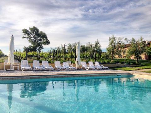 Agriturismo in Toskana mit Pool